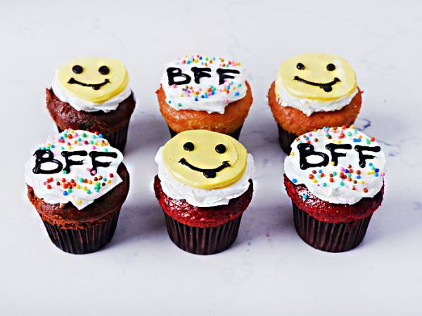 Friendship Day Cupcake Pack Of 6