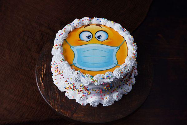Photo Cake - Customizable