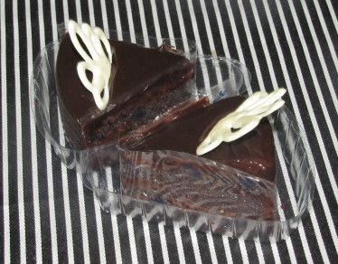 Pastries box Pack of 6 Chocolate Base