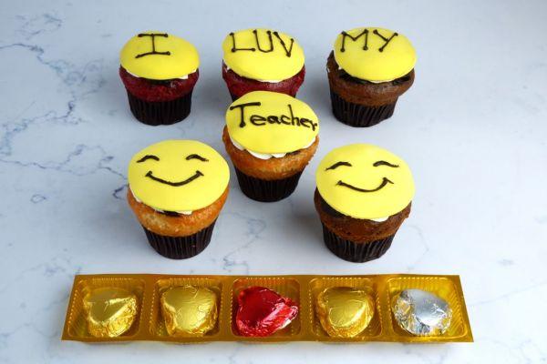 Teacher's Day Chocolate Combo
