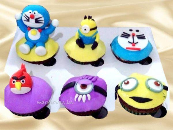 Designer Cupcakes