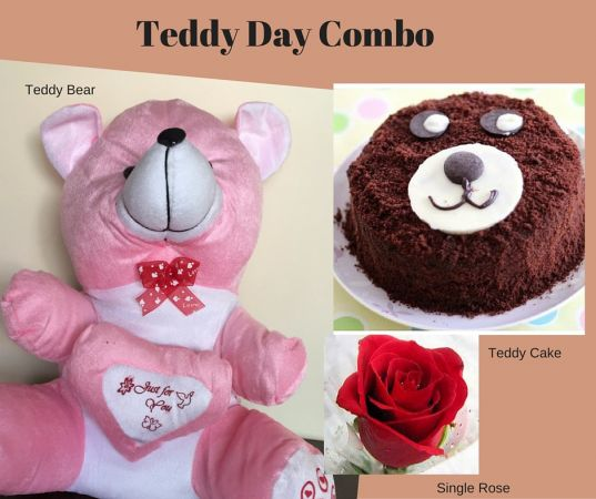 Valentine Teddy Day 10 Feb