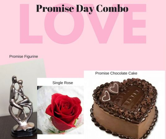 Valentines - Promise Day Combo