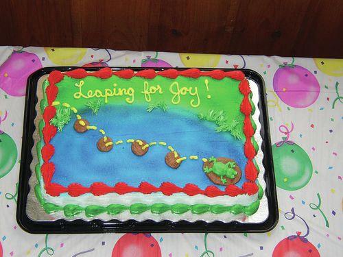 Leap Year Cake