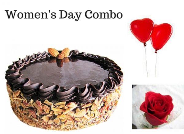 Women's Day Combo