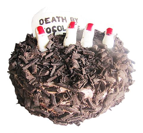 April Fools Day Cake