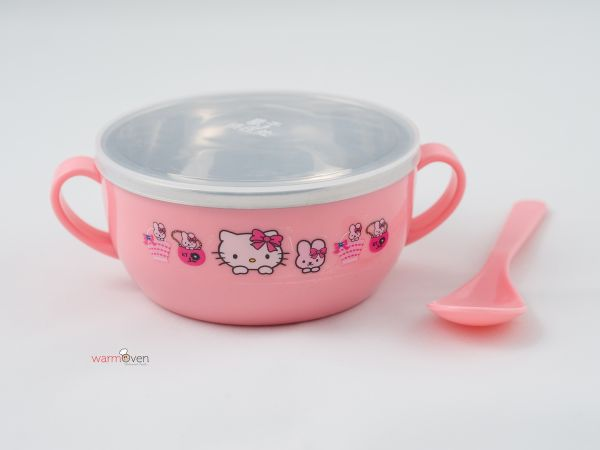 Saucer and Spoon set