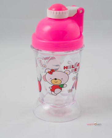 Cartoon Theme Water Bottle