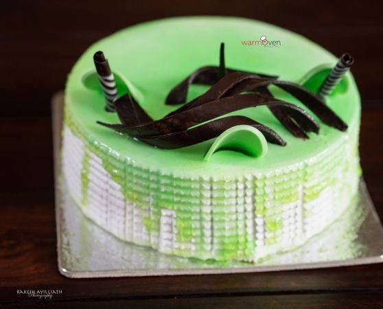 Green Apple Cake