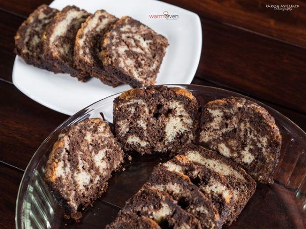 Marble Loaf Cake