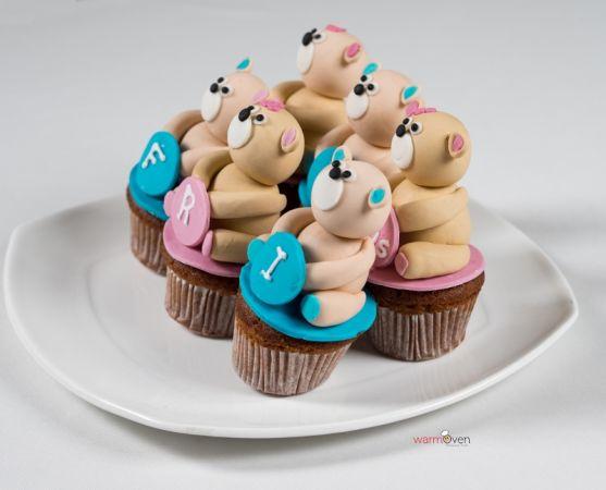 Best Friend Cupcakes