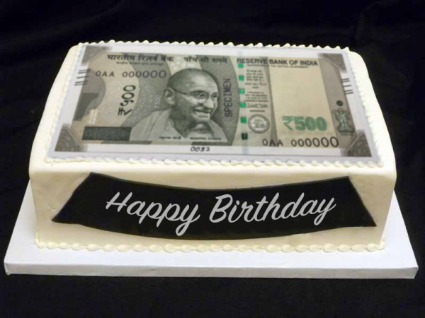 Rs 500 Cake