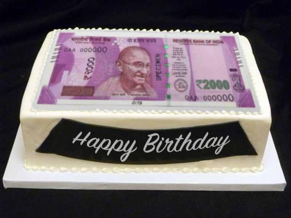 Rs 2000 Cake