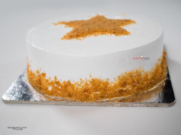 Orange Velvet Cheesecake