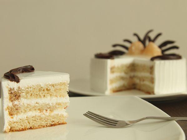 Luscious Litchi Cake