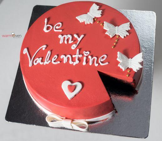 Be my Valentine Cake