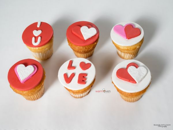 Love Cupcakes
