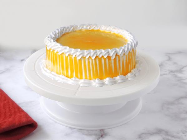 Magnificent Mango Cake