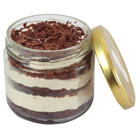Death By Chocolate in a Jar