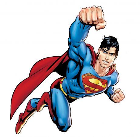 Superman Photo Cake #1