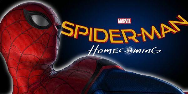 Spiderman Homecoming Cake