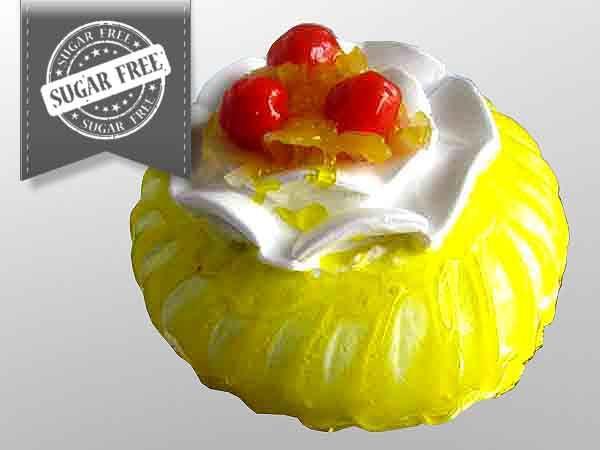 Sugar Free Pineapple Cake