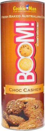 Cookieman Cookies Tin Box