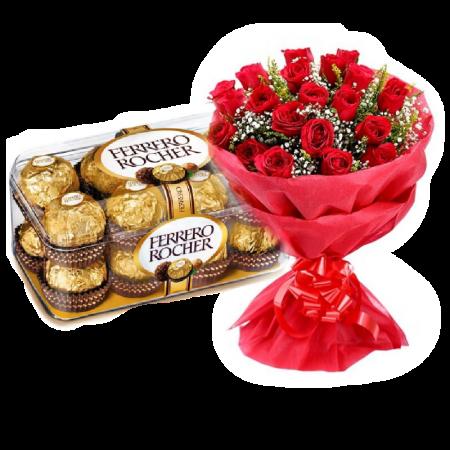 Ferroro Rose Gift