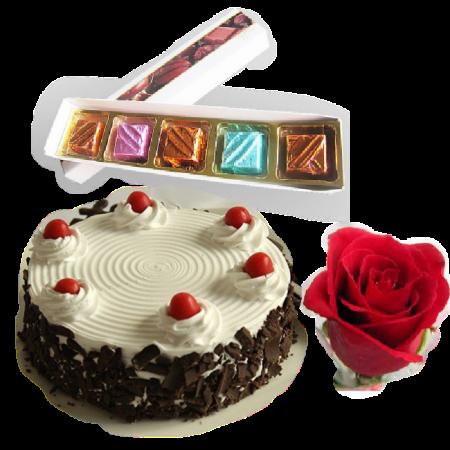 BFC Choco Rose Gift