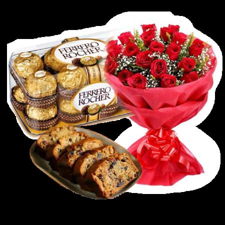 Ferro Rose Plum Combo Gift