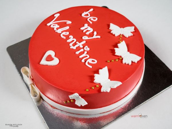 Special Be my Valentine Cake