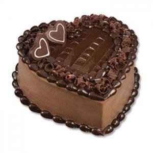 Valentine Promise Day Cake
