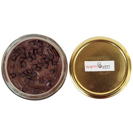 Choco Chip Cake in a Jar