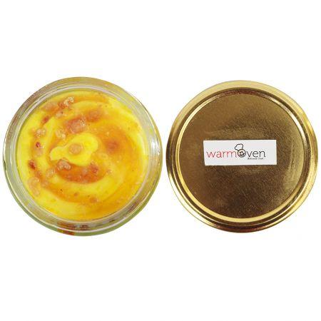 Butterscotch Cake in a Jar