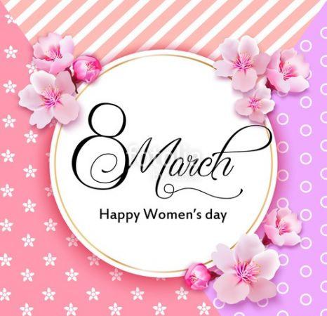 Women's Day Photo Cake #2