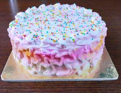 April Fool Cake