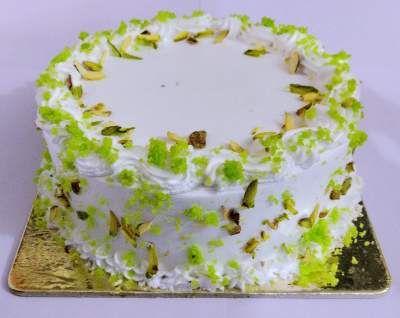 Pista Velvet Cake
