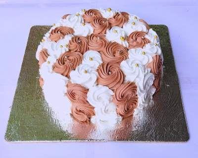 Rosette Theme Cake