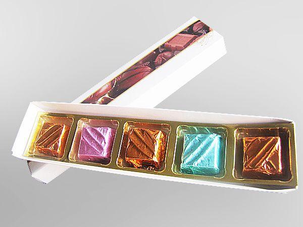 Assorted Chocolates - 5 pieces