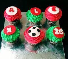 FIFA Theme Cupcakes