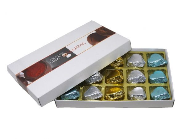 Assorted Chocolate Gift Box - 15