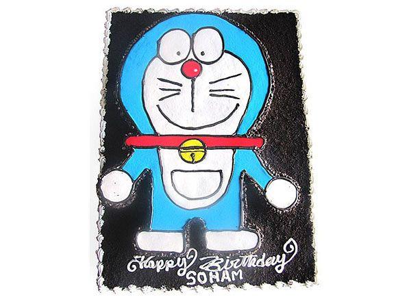 Doraemon Cake.