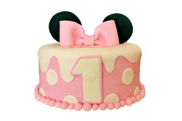Disney Minnie Cake - Customizable