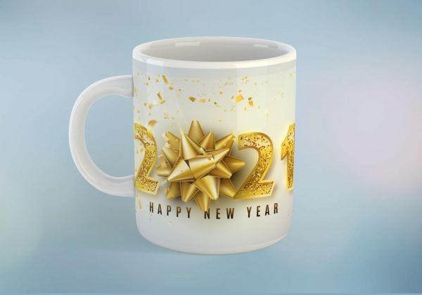 New Year 2021 Mug