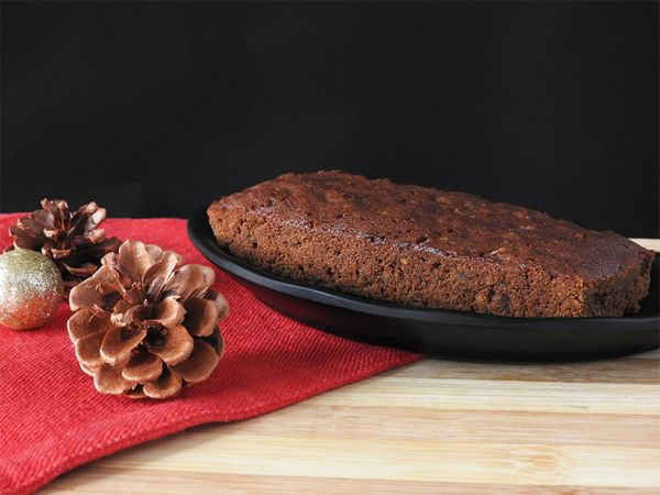 Christmas Plum Cake Loaf (250 Grams Each) - Pack of 2