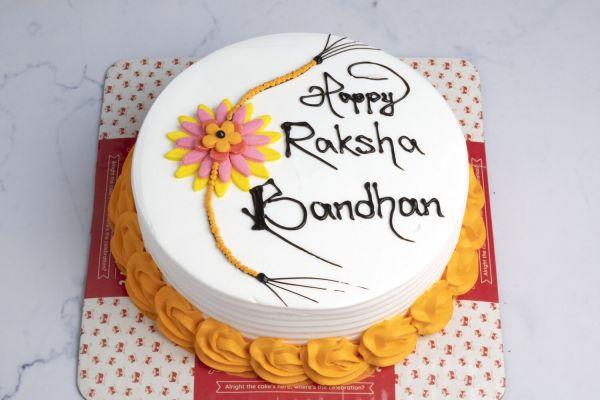 Raksha Bandhan Special Cake