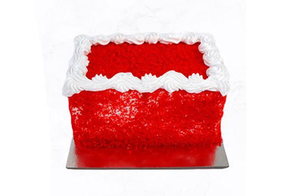 Red Velvet Mini Cake (250 gm) - Pack Of 2