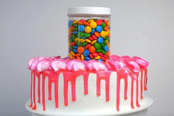 Surprise Cake - Customizable
