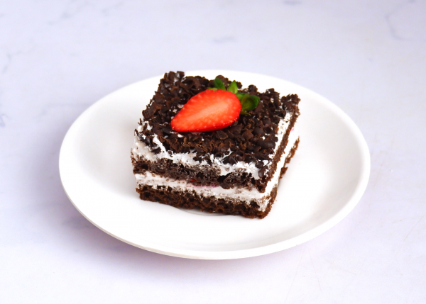 Valentine's BlackForest Pastry - Pack of 4