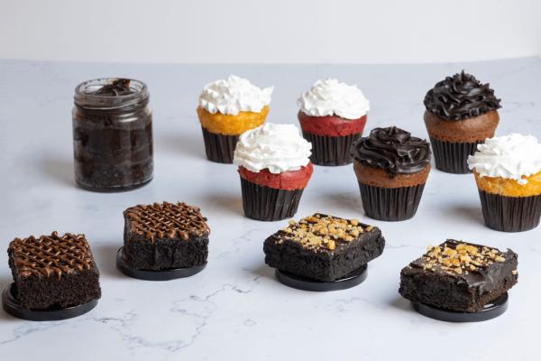 WFH Desserts Goodie Box